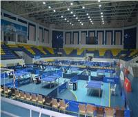 الإسماعيلية تستضيف بطولات الدوري الممتاز لتنس الطاولة