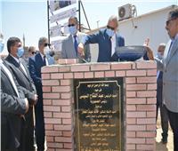 محافظ القليوبية ورئيس جامعة بنها يفتتحان عدداً من المشروعات