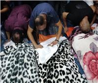 مصرع 3 أطفال أشقاء في حريق بمخيم النصيرات بقطاع غزة