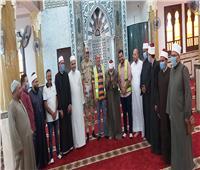 صور| الافتتاح بعد غد.. الأوقاف تتسلم 7 مساجد جديدة بمحور المحمودية بالإسكندرية