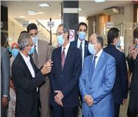 3 وزراء يشهدون إطلاق خدمات الشهر العقارى بالمركز التكنولوجي في الجيزة
