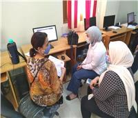 مكاتب تنسيق جامعة كفرالشيخ تواصل استقبال طلاب المرحلة الثانية