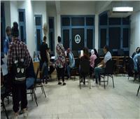 توافد 252 طالبا على معامل التنسيق الإلكتروني بجامعة حلوان
