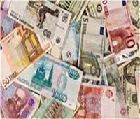 تراجع أسعار العملات الأجنبية في البنوك اليوم 3 سبتمبر.. واليورو ينخفض 18.62 جنيه
