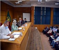 محافظة القليوبية: إجمالىطلبات التصالح بلغت 79102 طلب وتحصيل 477 مليون جنيه