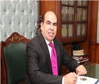 نائب «الوفد» يهنئ المستشار محمود عتمان على ندبه للقيام بمهام أمين عام مجلس الشيوخ