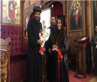 أسقف كنائس البحر الأحمر يكرم المتفوقين بالثانوية العامة