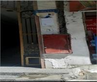 حي جنوب الجيزة: وضع ملصق على العقارات المخالفة كإنذار أخير لأصحابها
