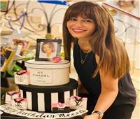 صور| منة فضالي تحتفل بعيد ميلادها على طريقتها الخاصة