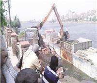 إنفوجراف| ميليشيات التعديات تهلك الزرع والبنية التحتية وتستنزف مياه النيل