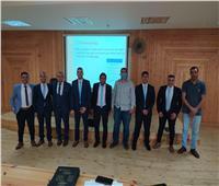 مشروعات تخرج طلاب حاسبات كفر الشيخ تقدم حلول برمجية في مجال الصحة