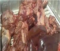 ضبط 12.240 طن كبدة مستوردة غير صالحة للإستهلاك الآدمي بالقليوبية