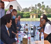 وزير الرياضة: عازمون على تحقيق النجاح الباهر للبطولة على مختلف الأصعدة