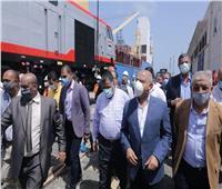 وزير النقل: التعاقد على 260 جرارا جديدا وإعادة تأهيل 172 آخرين