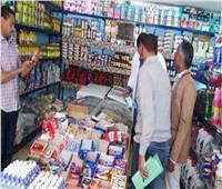 ضبط 40 مخالفة تموينية بالمنيا خلال حملات على المخابز البلدية والأسواق