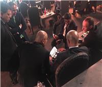 صور وفيديو| لحظة اختيار مصر مجموعتها في قرعة مونديال اليد
