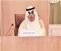 رئيس البرلمان العربي يدين استهداف الحوثيين للمنشآت المدنية السعودية