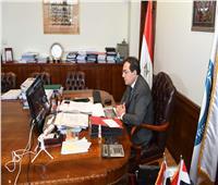 الملا: إنتاج حقل ظهر يمثل 40% من إجمالى إنتاج مصر