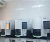 3 أجهزة PCR لسرعة كشف «كورونا» بمطار الغردقة.. و1500 تحليل يوميًا