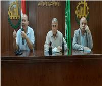رئيس مدينة شبرا الخيمة يبحث مع رؤساء الأحياء سبل مواجهة السيول والأمطار