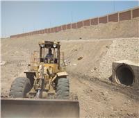 «المغربي»: تطهير برابخ مخرات السيول بمنطقة زرزارة جنوب سفاجا