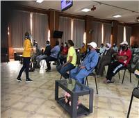 السياحة والآثار تنظم دورة تدريبية لتأهيل العاملين بمنطقة الأهرامات