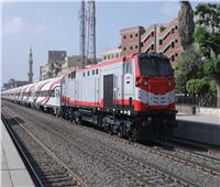 حركة القطارات  70 دقيقة التأخيرات بين قليوب والزقازيق والمنصورة اليوم