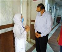 محافظ الشرقية يقرر إحالة 205 من العاملين بمستشفى مركزى للتحقيق