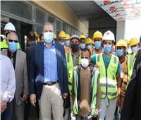 «سعفان»: بدء رعاية 60 ألف عامل غير منتظم بالعلمينأول العام المقبل