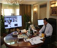 وزير التعليم العالي يتابع استعداد المعاهد والمراكز البحثية للعام الدراسي الجديد