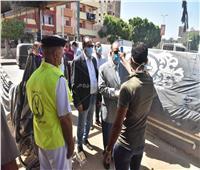 محافظ أسيوط يتفقد بعض لجان انتخابات «إعادة الشيوخ»