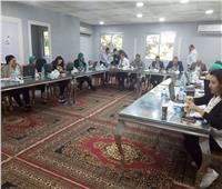 «مستقبل وطن»: زيادة مشاركة الشباب والمرأة مع منتصف اليوم في «إعادة الشيوخ»