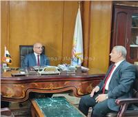 جامعة السادات تشارك بالملتقى الإفتراضي الأول للتوظيف بالجامعات المصرية