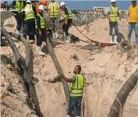 فيديو  تفاصيل عودة المياة لمناطق الساحل الشمالي بعد قطعها 36 ساعة