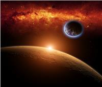 شيء غريب حدث على المريخ خلال الكسوف الشمسي