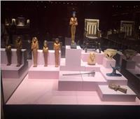 وضع اللمسات النهائية لافتتاح معرض الملك توت عنخ آمون بالغردقة