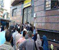 زحام لراغبي التصالح في مخالفات البناء بسمنود بسبب إغلاق المركز التكنولوجي