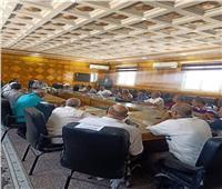 حل المشاكل الخدمية  للمواطنين بمركز الحسنة بشمال سيناء