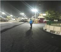 محافظ أسيوط: الانتهاء من رصف ميدان حديقة الفردوس وامتداد كورنيش النيل