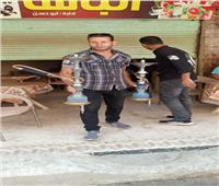 ضبط «مقاهي»مخالفةلقرارات الحظر في شبرا الخيمة