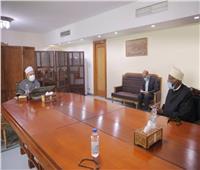شيخ الأزهر: لا نتوانى عن دعم الصومال.. ونشر رسالة الإسلام الوسطي
