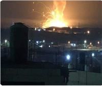 عاجل| العربية: انفجار بمحافظة الزرقاء الأردنية