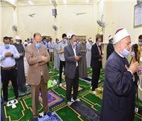 محافظ أسيوط ووكيل وزارة الأوقاف يفتتحان مسجد النور المحمدي بالقوصية