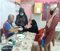 «مستقبل وطن» ينظم قافلة طبية بمدينة 15 مايو