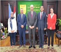 «البحث العلمي وجامعة الإسكندرية» يوقعان عقد اتفاق إنشاء لجنه قومية للتنمية المستدامة
