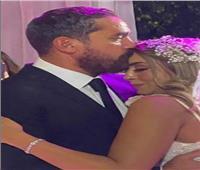 صور| أمير كرارة يبكي مرتين في حفل زفاف شقيقته