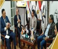 محمد عزمي: مسؤولية كبيرة أن نمثل تنسيقية شباب الأحزاب في مجلس الشيوخ