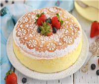 حلو اليوم.. «الكيك الياباني»