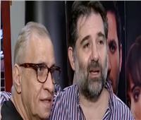 فيديو  عثمان أبو لبن: «كل شغلانة وليها بابا وشغلانة السينما أحمد السبكي أبوها»
