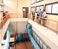 تركيب 80 ألف عداد مياه جديد في الإسكندرية